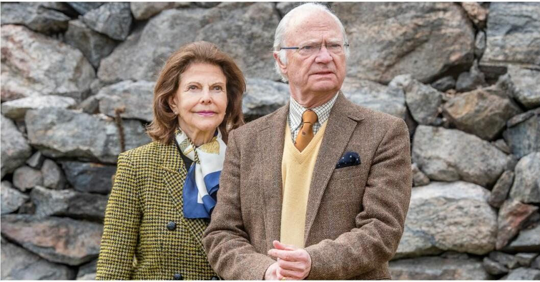 Kungen och drottningens familjeskandal blir tv-serie!