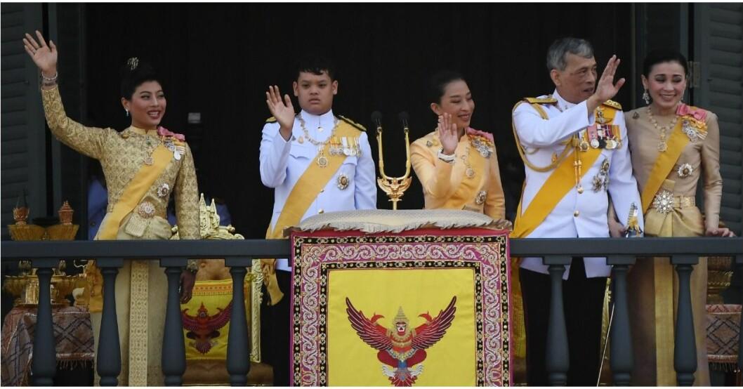 Thailändska prinsen uppges vara olycklig.