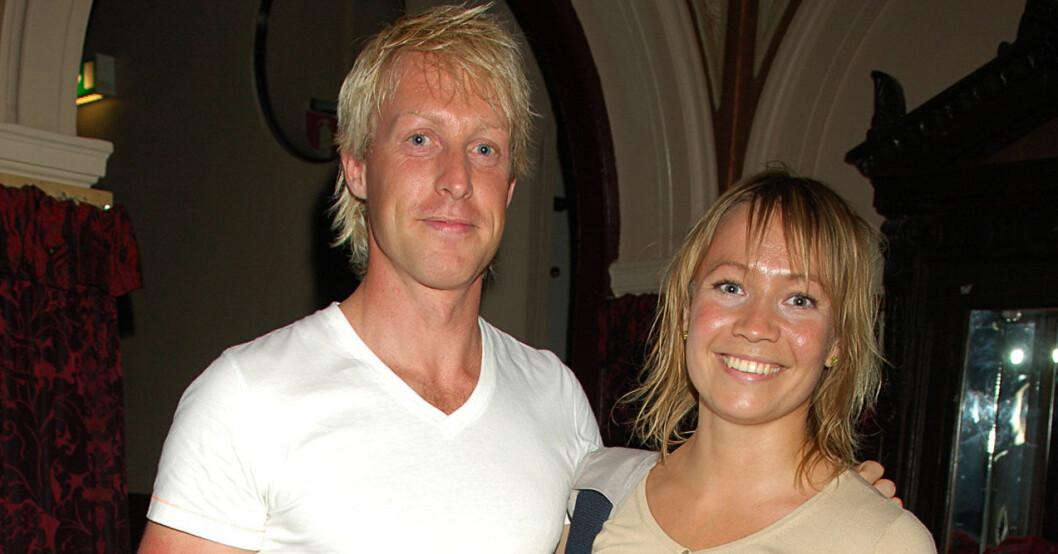 André och Malin har varit ett par i 24 år.