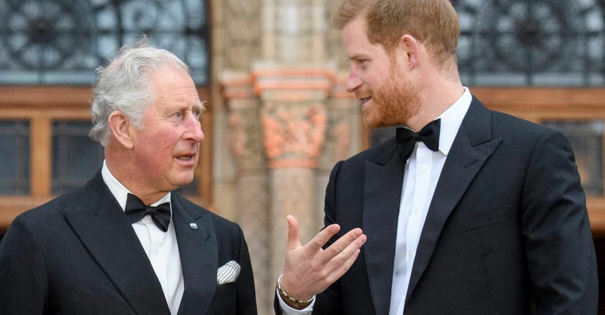 Prins Harry Prins Charles