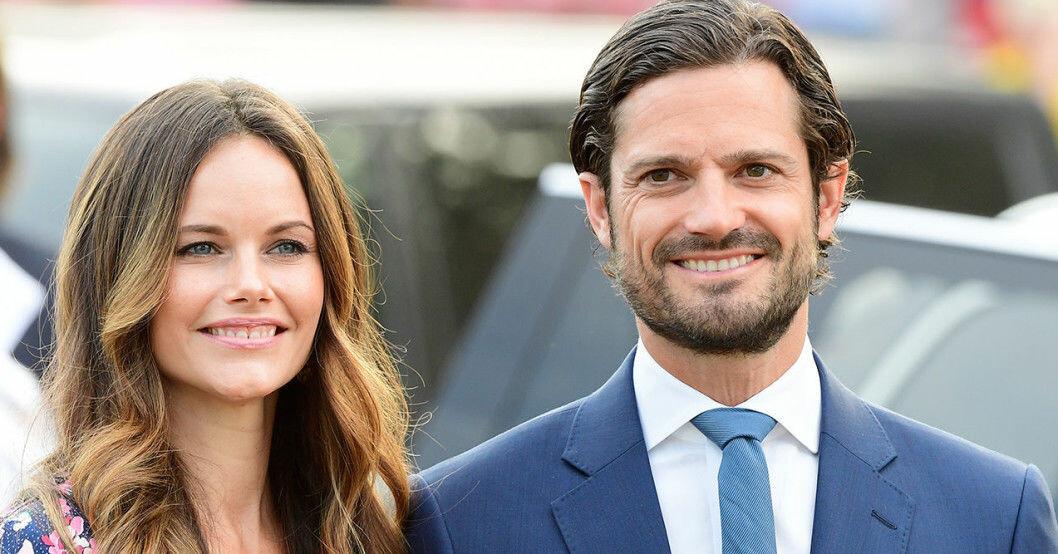 prins carl philip och prinsessan sofia har fått sitt tredje barn