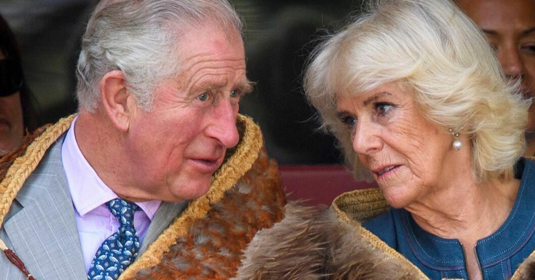 Prins Charles och Camilla