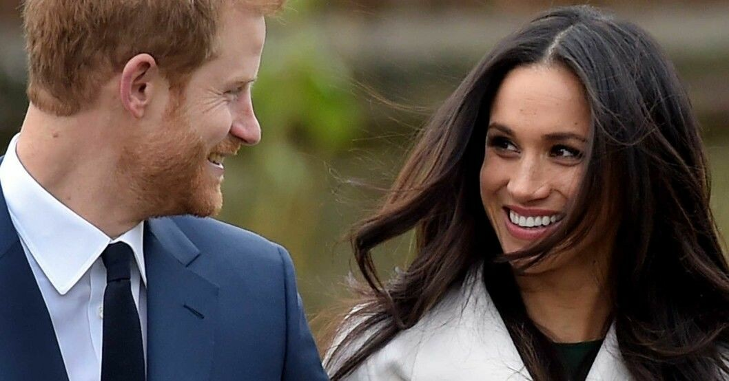 Prins Harry och Hertiginnan Meghan Markle