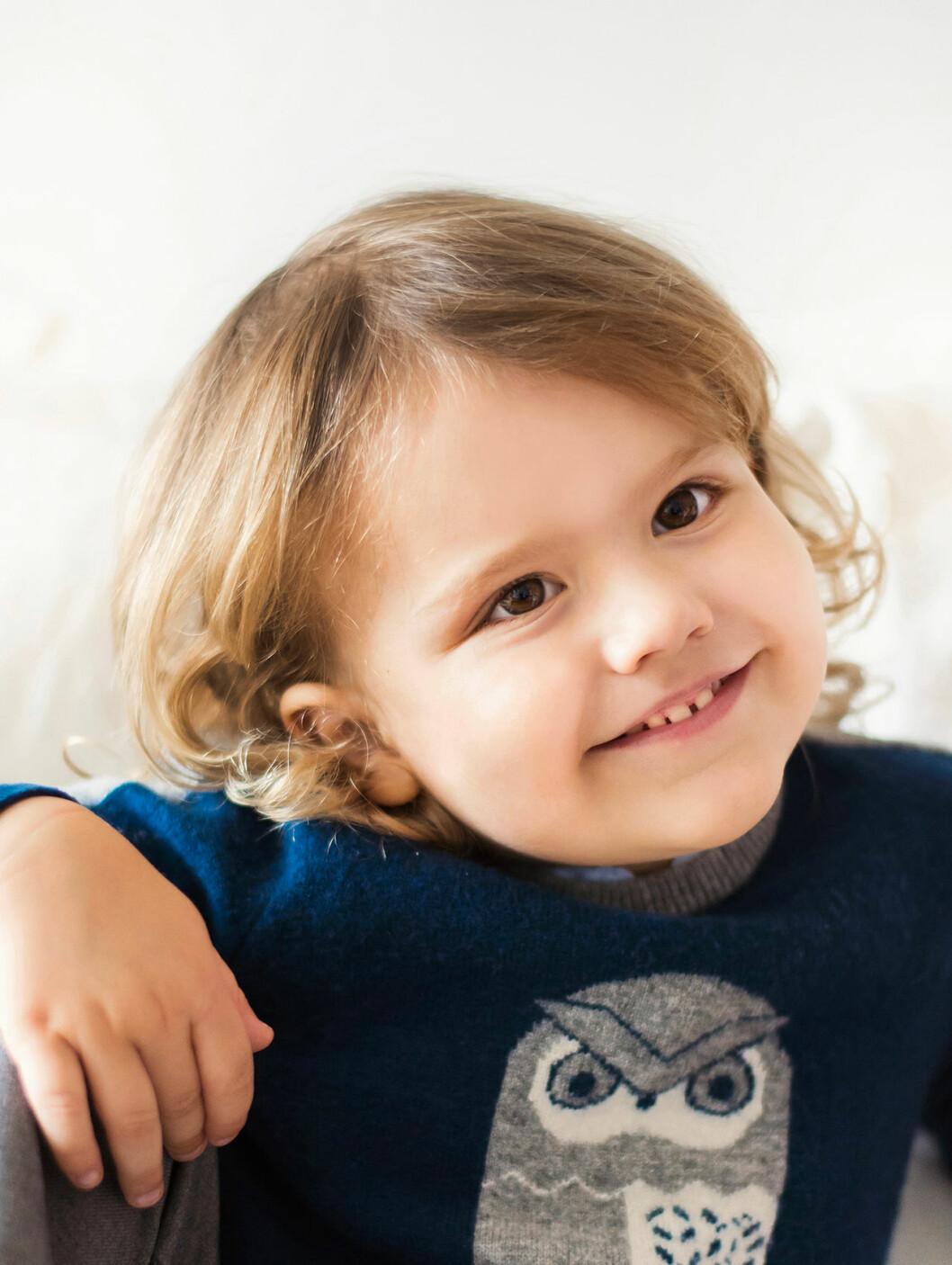 prins alexander 3 år