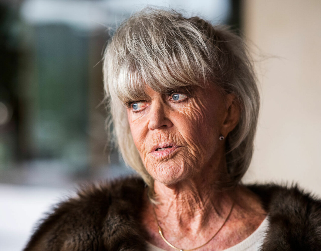 Prinsessan Birgitta.