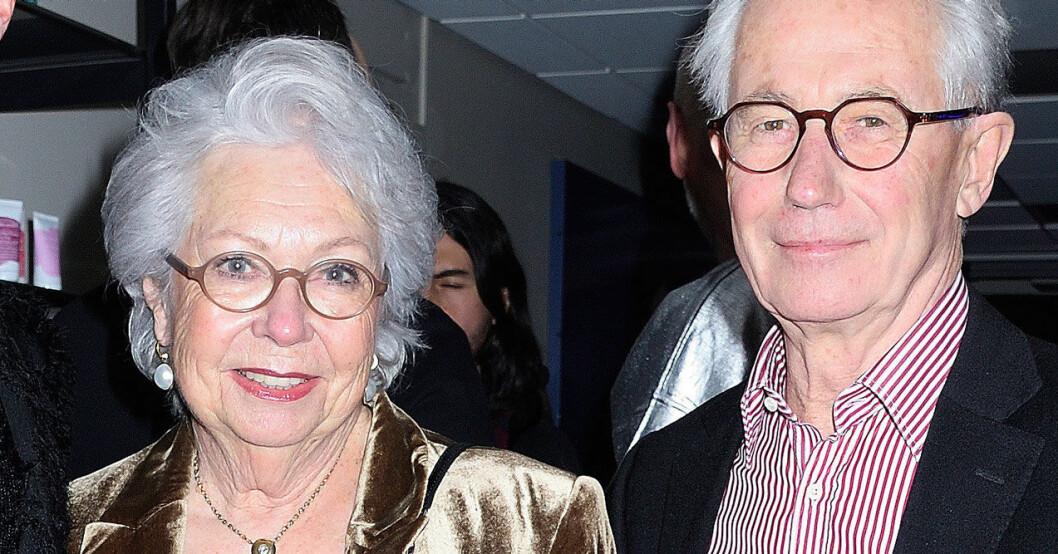 Prinsessan Christina och Tord Magnuson, även kallad Tosse.
