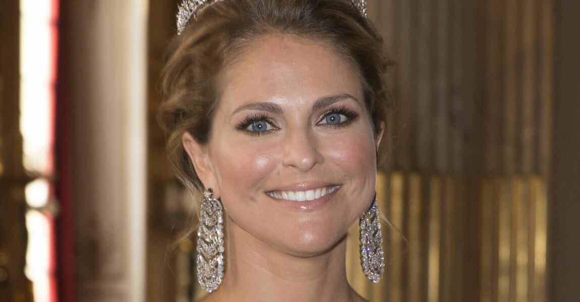 Prinsessan Madeleine Glammiga örhängen