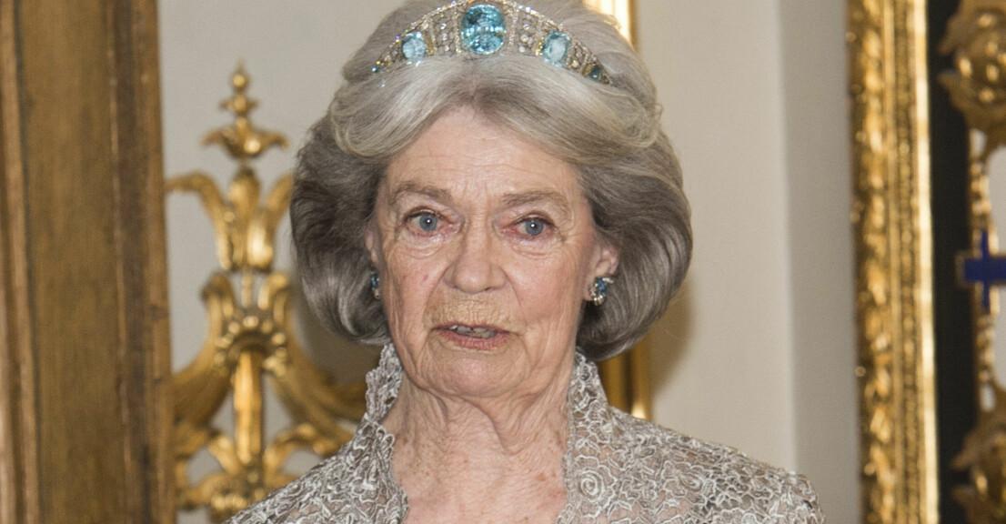 Prinsessan Margaretha Hagasessorna Tiara Brexit