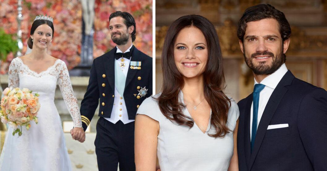 prinsessan sofia gravid kärlekslyckan med prins Carl Philio