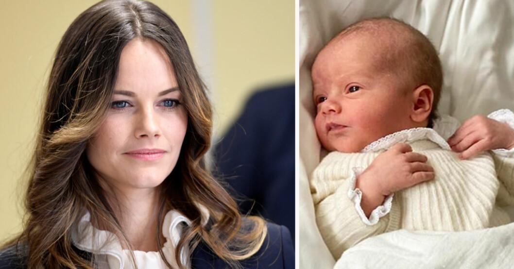 Prinsessan Sofia och prins Julian