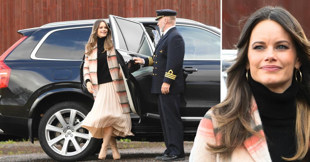 Prinsessan Sofia Länsbesök Värmland Adjutanten