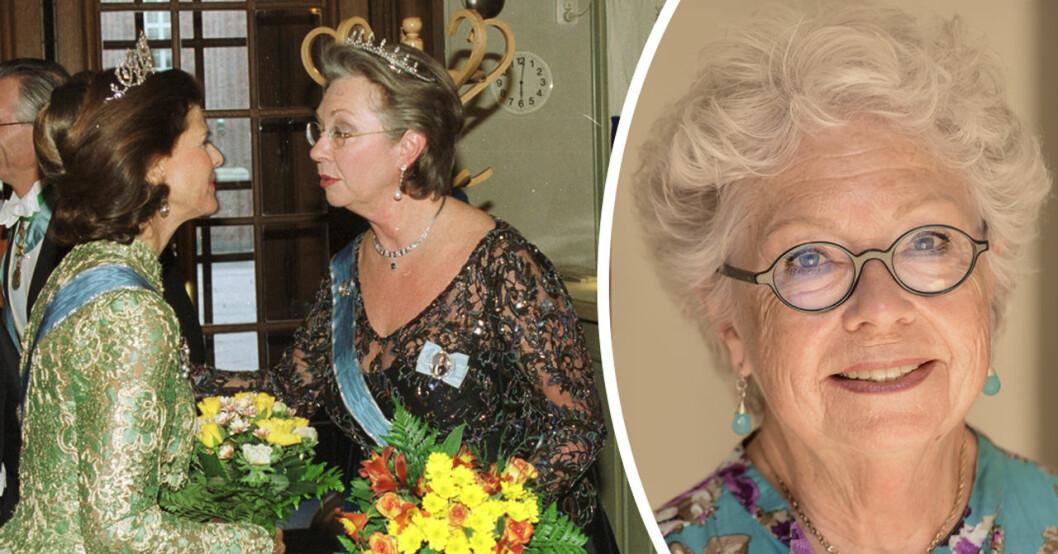 prinsessan christina verkliga relation med drottning silvia