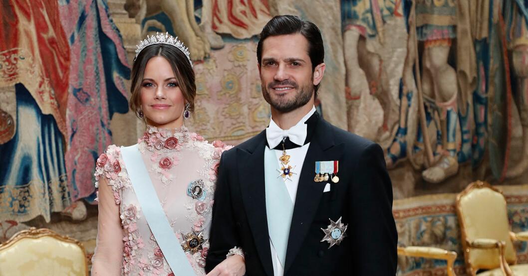 prinsessan sofia kungens nobelmiddag 2019