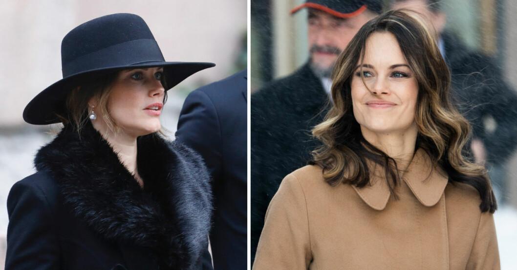 prinsessan sofias kungliga comeback på slottet