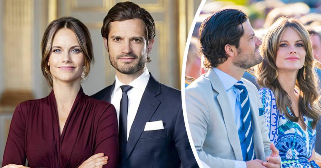 ny bild på carl philip och prinsessan sofia