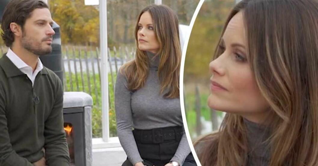 Sofia krossad av hatet – berättar i Nyhetsmorgon
