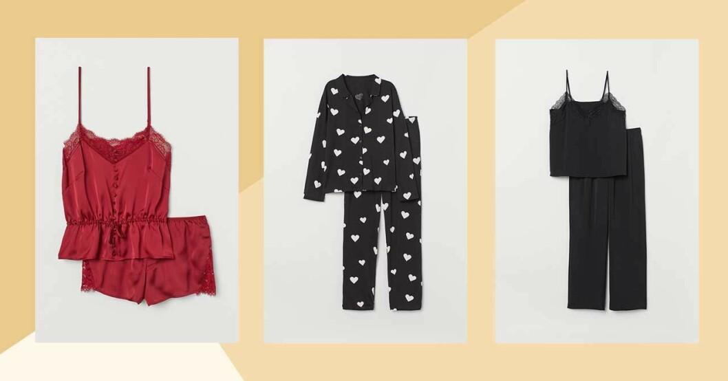 Fina pyjamaser