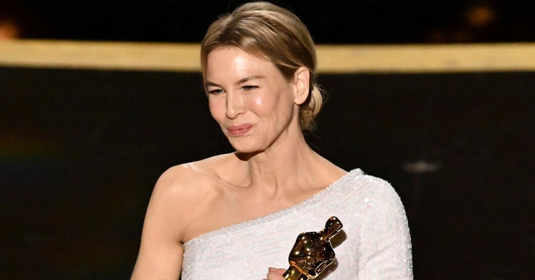 Renée Zellwegger fick en Oscar för sin roll i filmen Judy