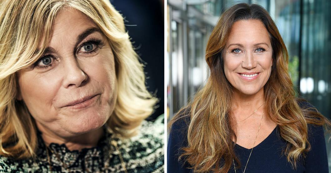 Pernilla Wahlgren hyllning till Renée Nyberg, efter omtalade dokumentären.