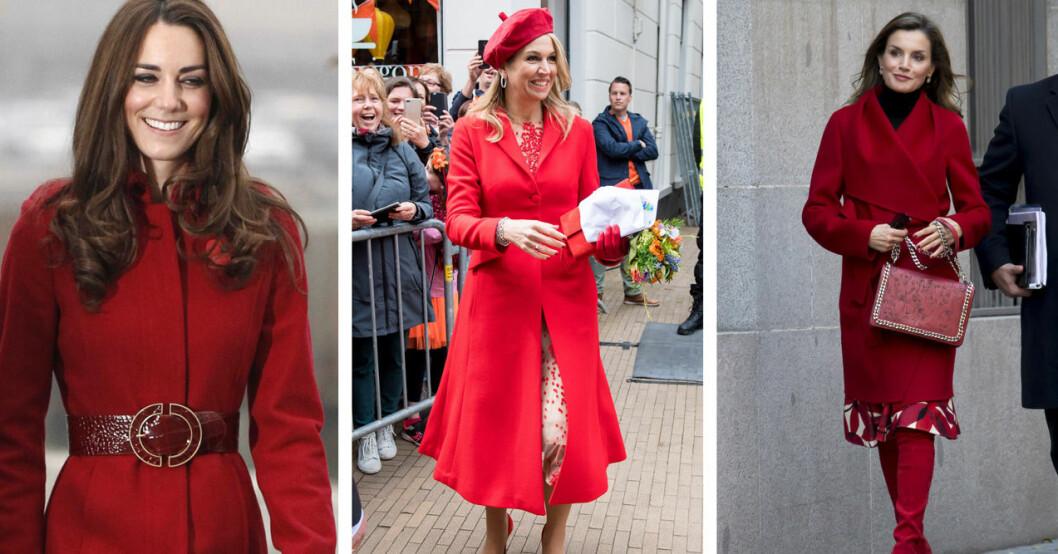 Röd kappa 2020