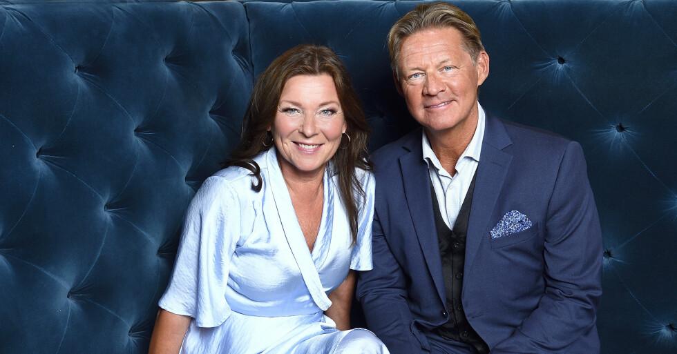 Mikael Sandström och Lotta Engberg är numera sambos i Göteborg.