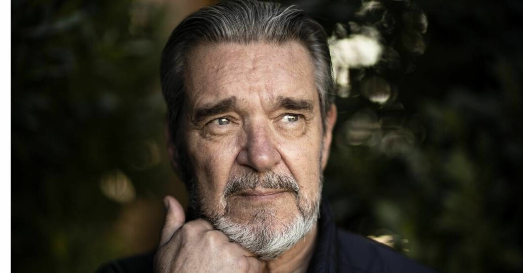 Kjell Bergqvists ärliga ord om relationen till Sven Wollter