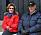 Kung Harald Drottning Sonja våren 2020