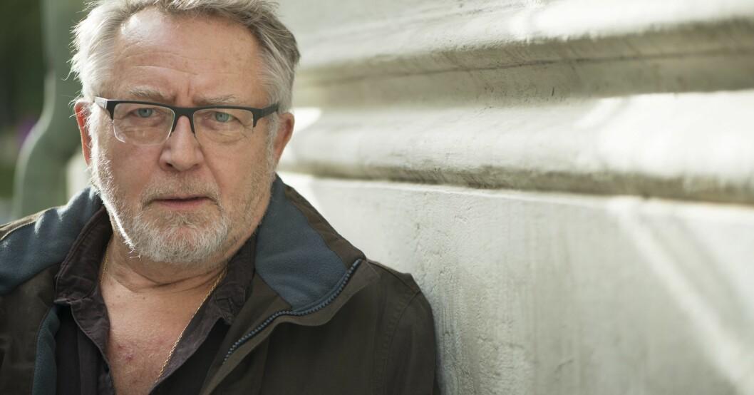 Ulf Lundell har hittat kärleken igen flickvännen Ninna Prage