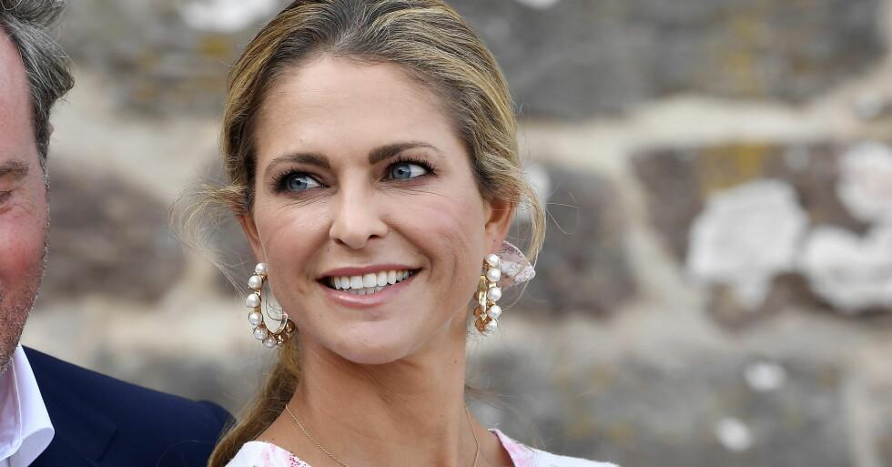 Prinsessan Madeleine släppte loss under Lena Philipssons konsert på Siolliden