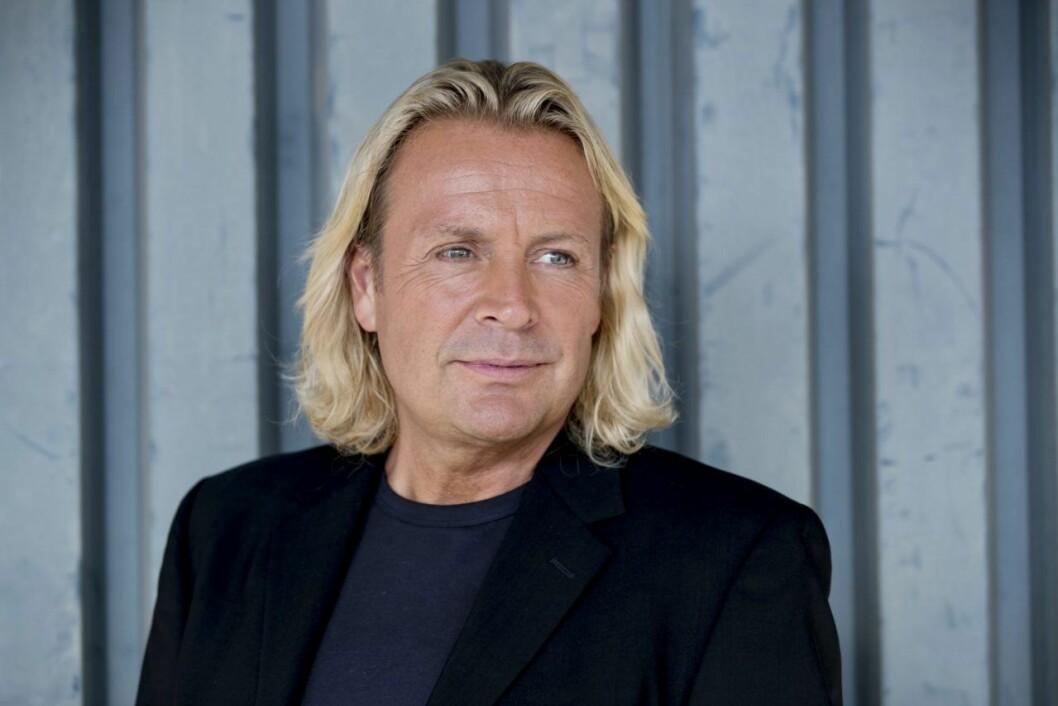 Runar Sögaard släpper bok i oktober.