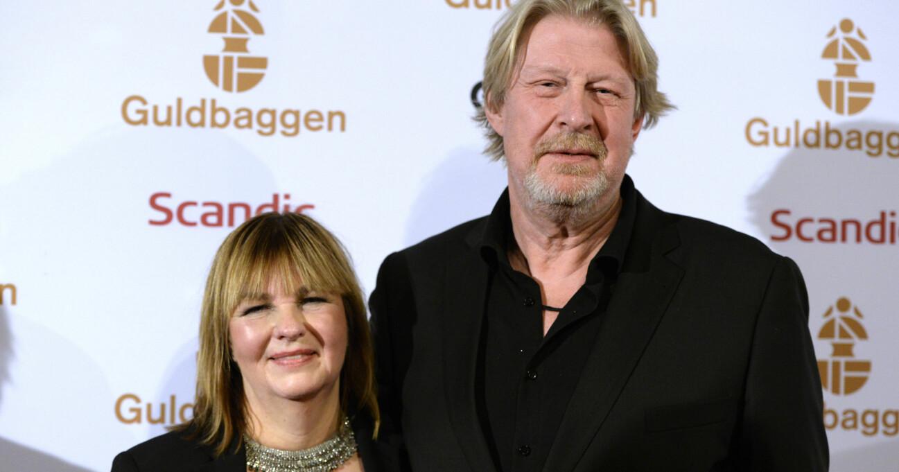 Rolf Lassgård och Birgitta Lassgård