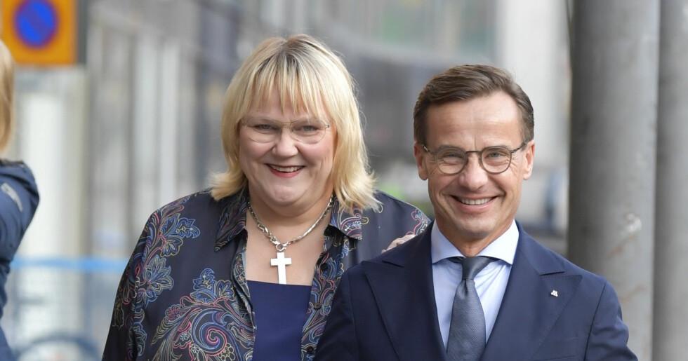 Birgitta Ed Ulf Kristerssons fru