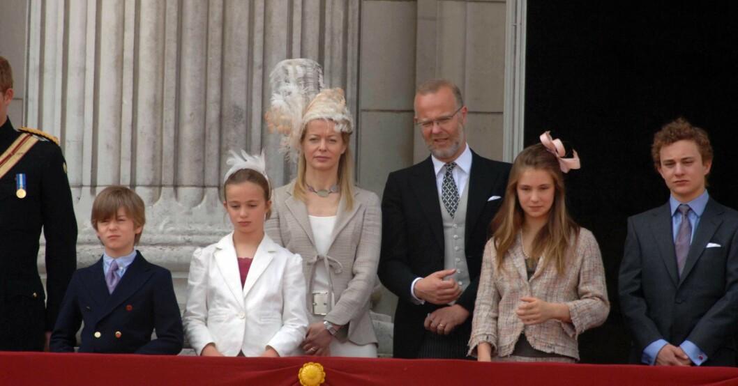 Lady Amelia Windsor Lord Downpatrick