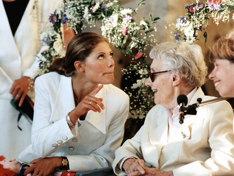 Kronprinsessan Victoria Astrid Lindgren 1997