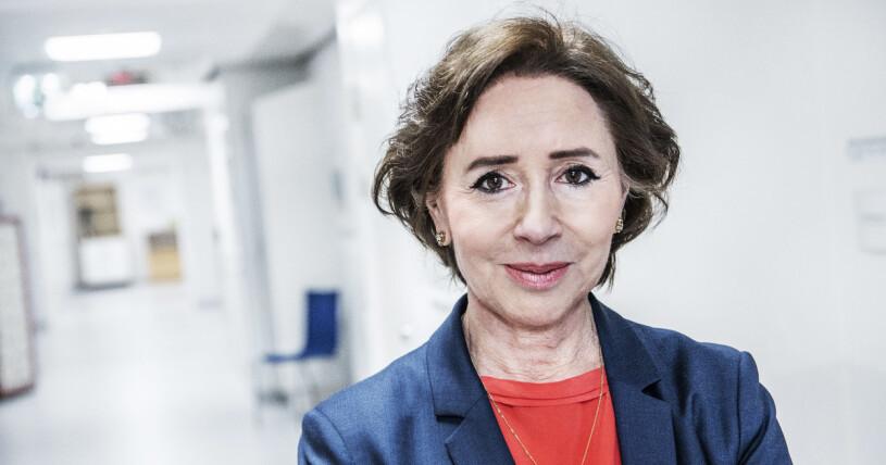 Livmedikus vid hovet Angelica Lindén Hirschberg, professor i obstetrik och gynekologi Kungafamiljens läkare