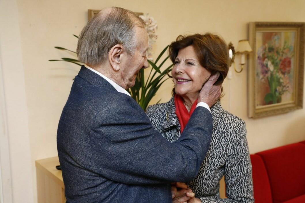 Robert och Silvia fann verkligen varandra!