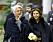 Elisabeth och drottning Silvia under ett statsbesök i Bulgarien.