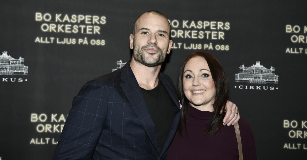 Martin Stenmarck och Hanna Hedlund