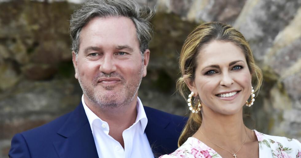 Prinsessan Madeleines och Chris O'Neills romantiska kärleksögonblick under Victoriadagen 2021