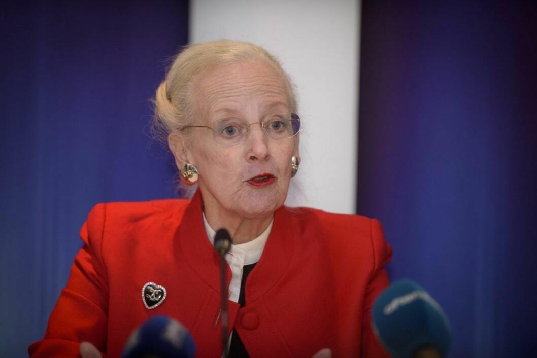 Drottning Margrethe vill INTE bli duad.