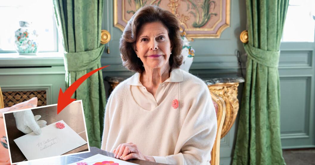 Drottning Silvia Majblomman 2021