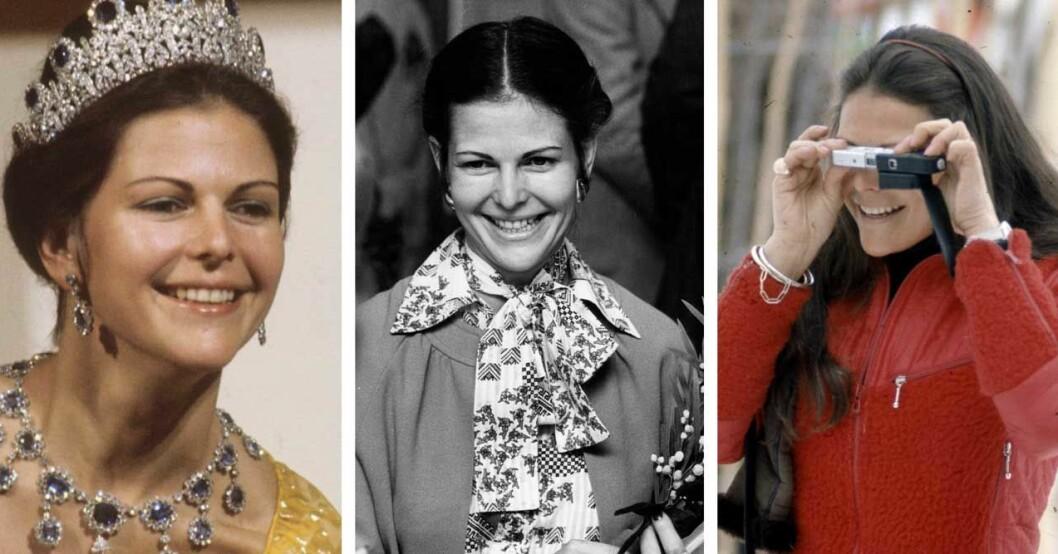 Silvia på 1970-talet