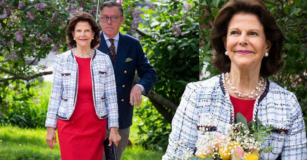 Drottning Silvia Hans Dyhlén