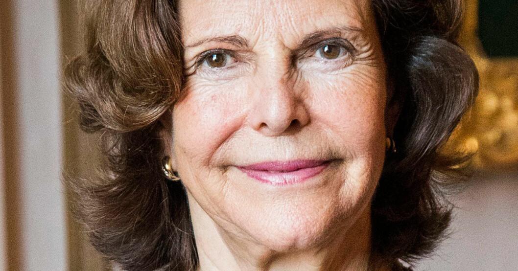 Majblomman 2020: Drottning Silvia tvingas ställa in