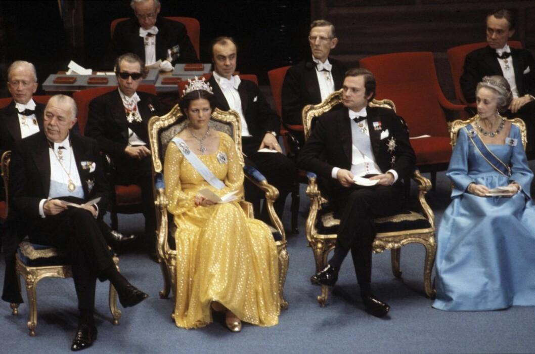 Drottning Silvia Nobel 1976