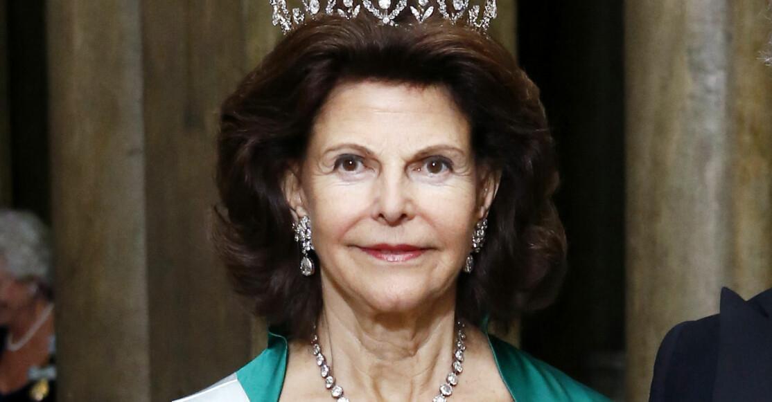Drottning Silvia Covid-19 Corona