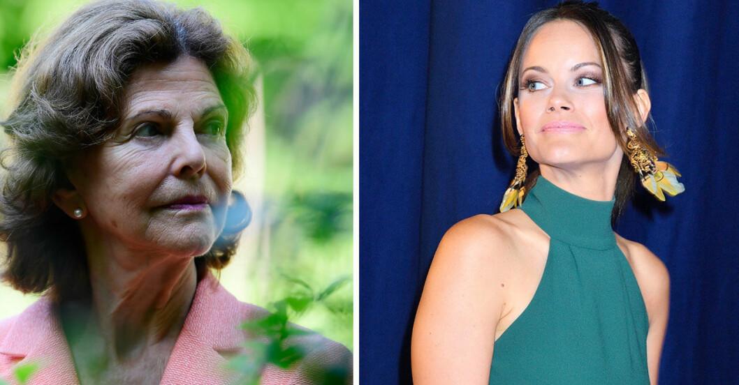 Just i den här frågan verkar Silvia och Sofia tycka annorlunda!