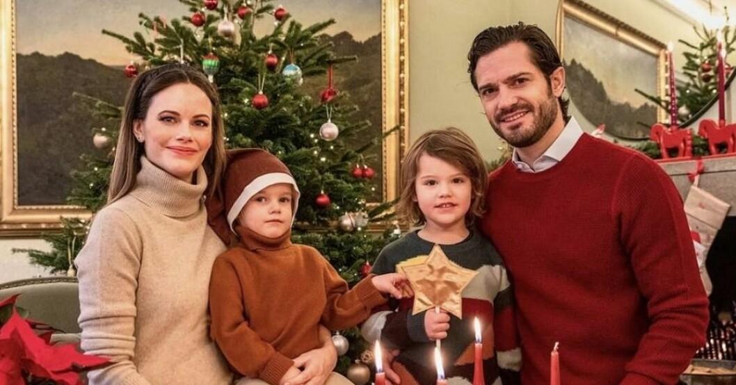Prinsessan Sofia och prins Carl Philip har fått sitt tredje barn
