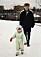 Prinsessan Sofia Hellqvist med sin farfar Stig Hellqvist