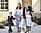 Prinsessan Madeleine och Chris O'Neill på prins Julians dop
